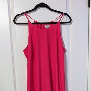 ON Hi-Lo Fushia Dress